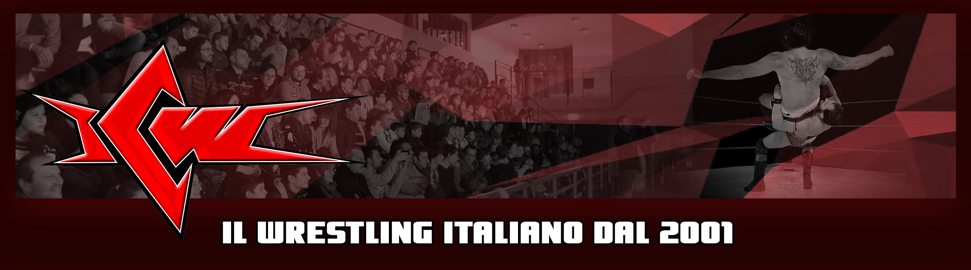 ICW – Italian Championship Wrestling a.s.d. – I Campioni del Wrestling!
