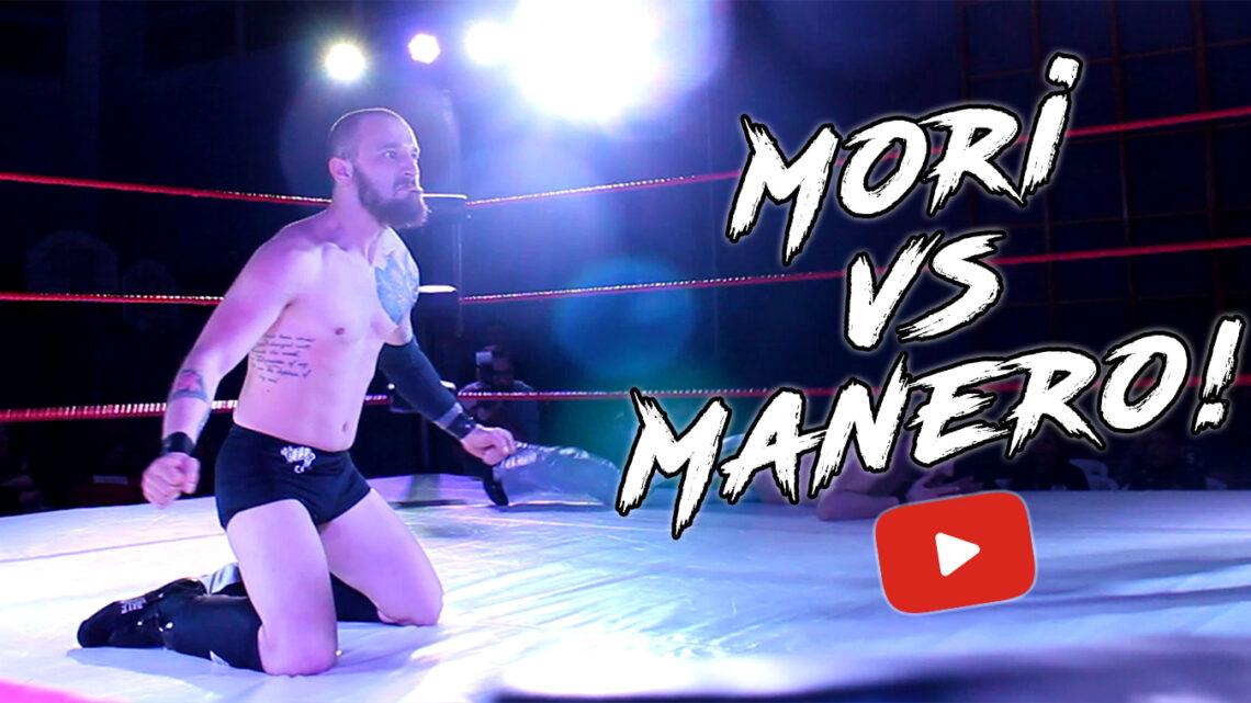 Full Match: Mirko Mori vs Andy Manero!