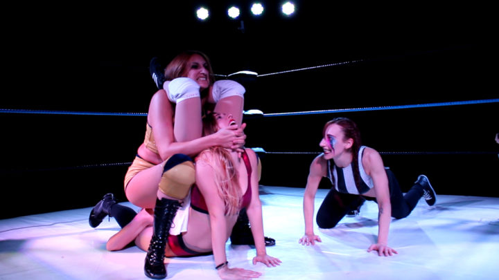 Nuovo Video: 4 Way di Wrestling Femminile!