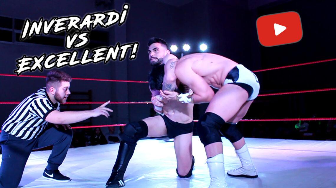 Full Match: Nico Inverardi vs Mr. Excellent!