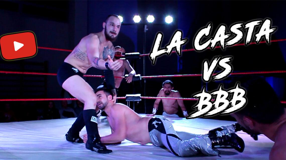 La Casta vs BBB: Nuovo Tag Team Match Online!