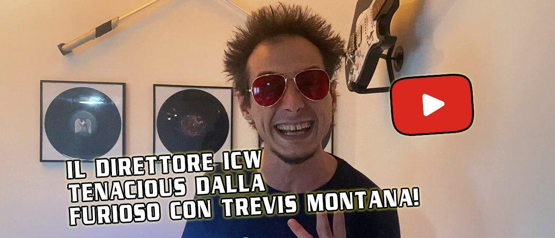 Il Direttore Tenacious Dalla furioso con Trevis Montana!