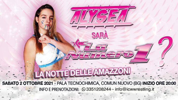 Alysea sarà La Numero Uno?