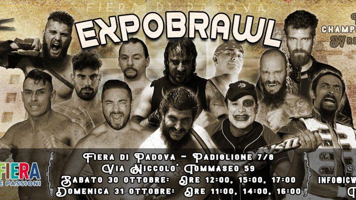 Il Grande Wrestling ICW per la prima volta a Padova a Tuttinfiera 2021!