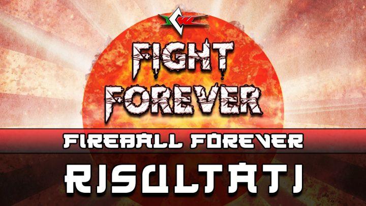 Ritorno trionfale per Francesco Akira! Tutti i Risultati di ICW Fight Forever: Fireball Forever