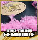 titolo femminile