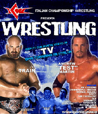 ICW Live In Rome 2005