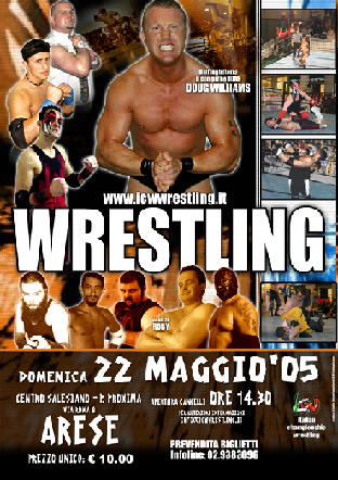ICW Assalto Ad Arese