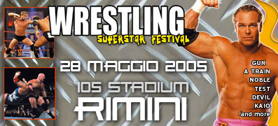 ICW Superstar Festival 2005